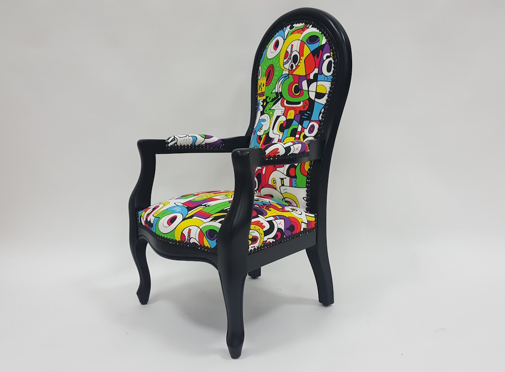 carcasse fauteuil enfant gallery of fauteuil voltaire enfant fauteuil voltaire pour enfant. Black Bedroom Furniture Sets. Home Design Ideas